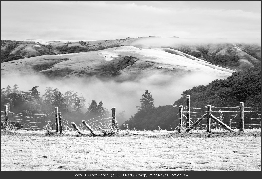 Snow & Ranch Fence
